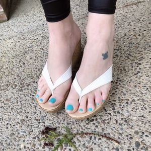 Perfect, SEYCHELLES, wedge, flip flops!!